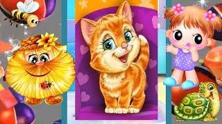 Видео про животных для детей