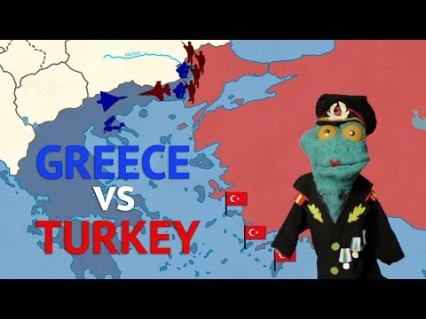 Greece vs Turkey (feat. Cyprus)