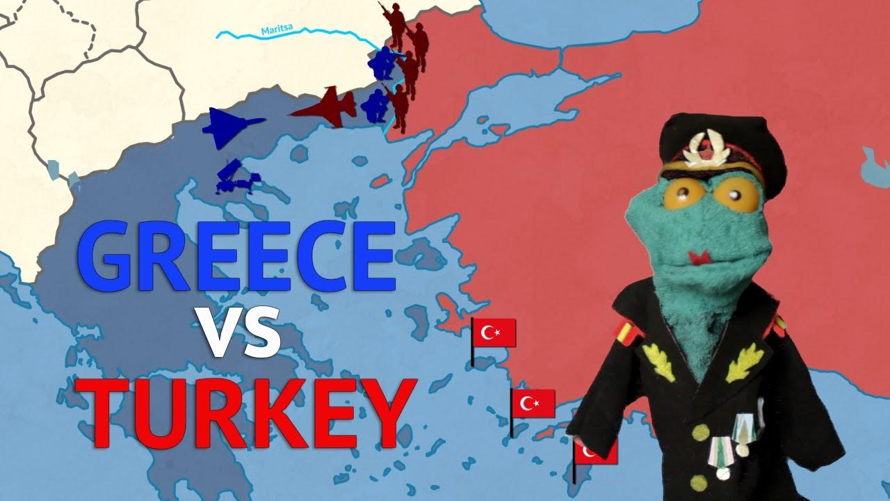 Greece vs Turkey (feat. Cyprus)