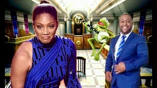 TIFFANY HADDISH & EX HUBBY SET TO CLASH IN COURT ! (DETAILS INSIDE)