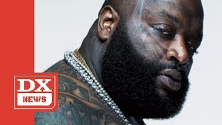 """Rick Ross Sued For Allegedly Stealing """"Maybach Music"""" Tagline"""