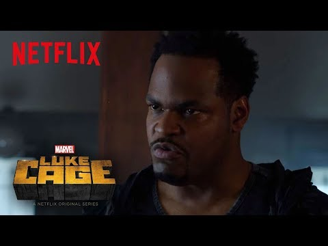 Marvel's Luke Cage: Season 2 | Clip: Misty And Colleen | Netflix