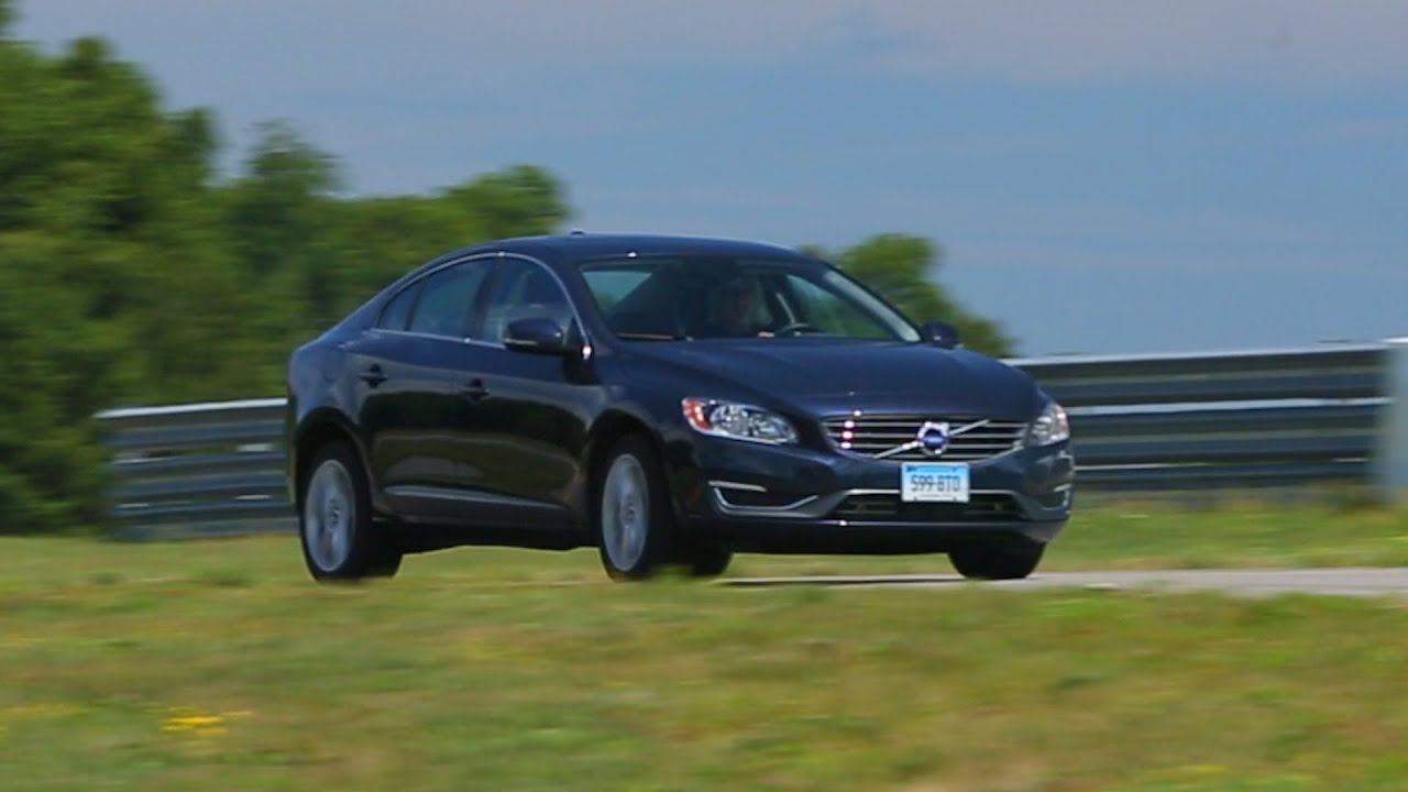 2015 Volvo S60 Review | Consumer Reports - YouTube