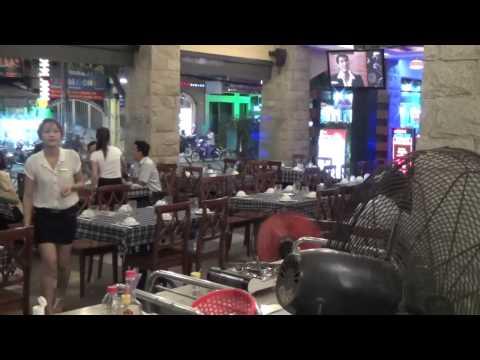 Nhà hàng Hương Cau - Lê Văn Sỹ (Sài Gòn 12/08/2015)