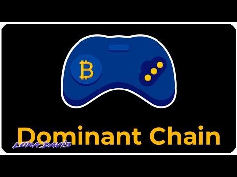Обзор DOMINANT CHAIN – кибер спортивной блокчейн платформы