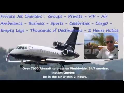 Private Jet Charter | Jackson Hole | Private Jet | Private Jet Rental