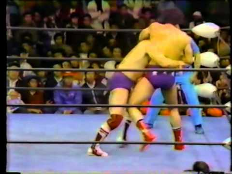 Terry Funk vs. Jumbo Tsuruta (04/04/1980)