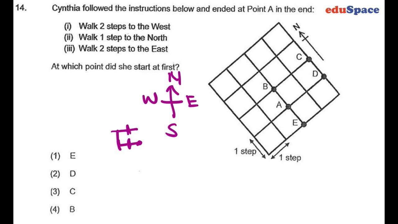2019 CHIJ Primary P6 Mathematics SA2 Paper 1 Question 14