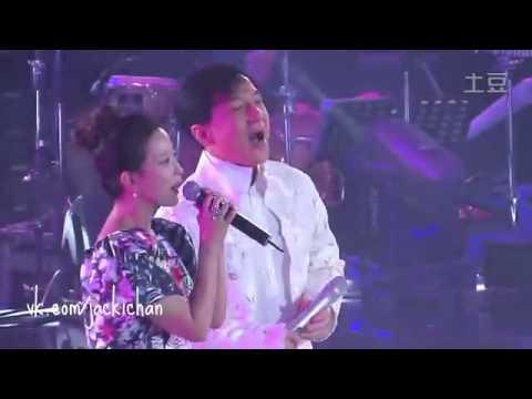 Jackie Chan & Kim Hi-Sun -- Endless Love (live)