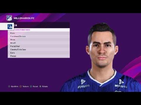 PES2020 Sebastián Navarro (Millonarios)
