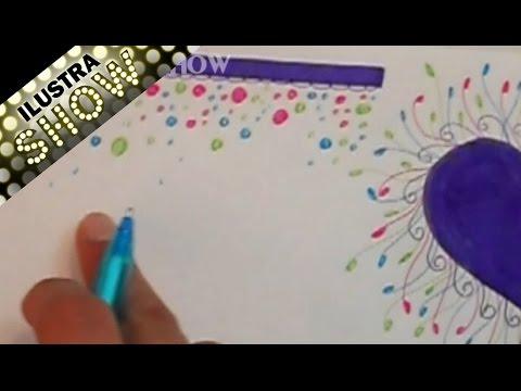 Decorar Carta Explosión De Amor Tutorial Ilustra Show