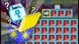 OPENING 200 SUMMER SURPRISES + SSS (I LOST 30 DLS+) | Growtopia