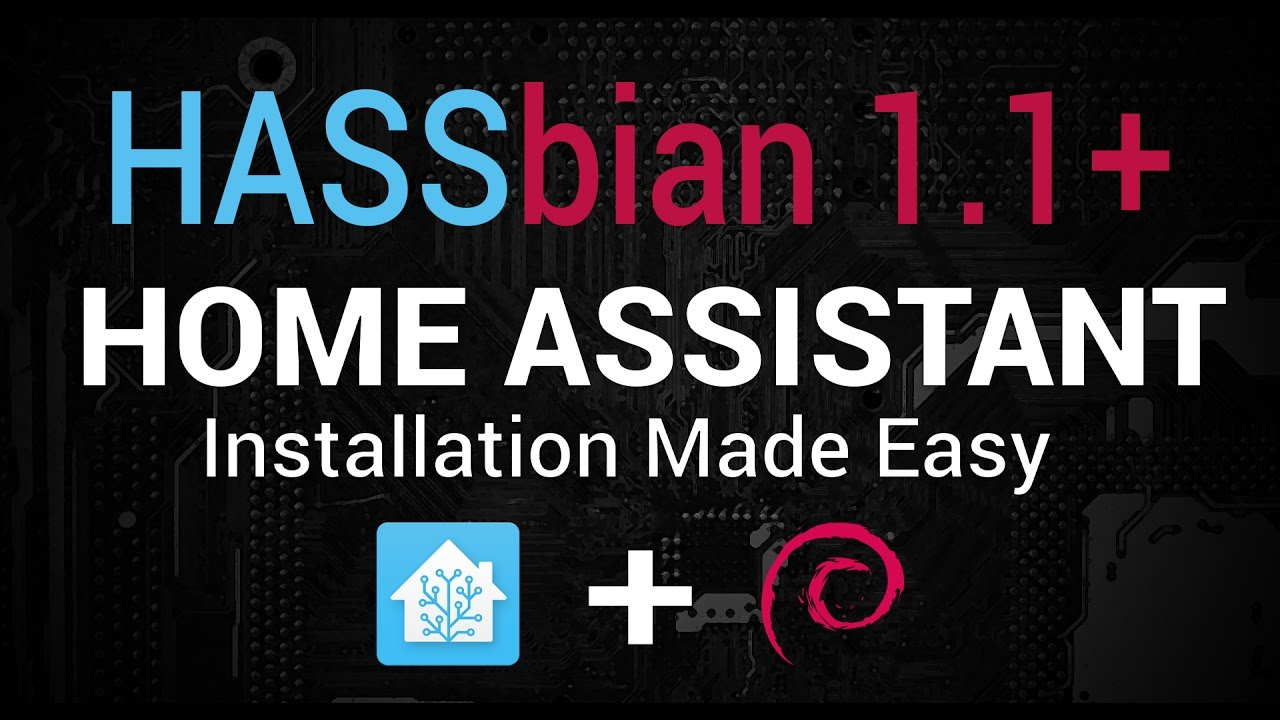 Installing Home Assistant with HASSbian – Richard's Website
