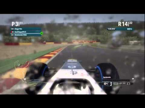 F1 2012 / Spa Race / Suisse F1 Racing
