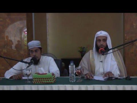 Syaikh DR Abdurrahman Bin Mansur Alqohthani Hafidhohumullah