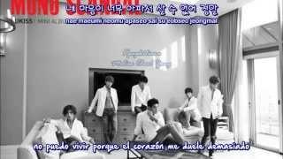 Come Back To Me U-KISS (유키스) [Sub español + Romanizacion + Hangul]