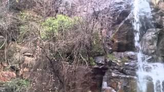 La Chorrera de Horcajo en Horcajo de los Montes Parque Cabañeros