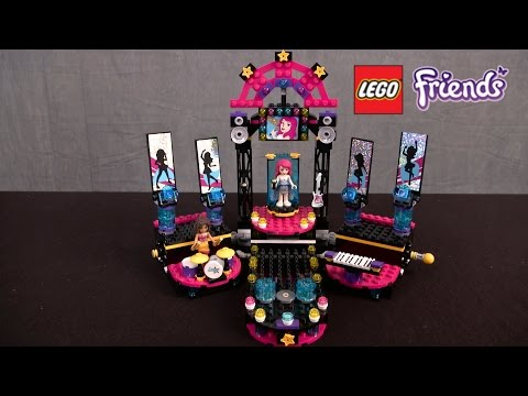 LEGO Friends Pop Star Show Stage from LEGO