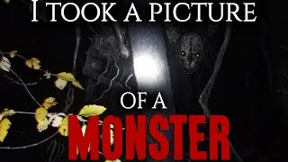 I Took a Picture of a MONSTER! - Darkness Prevails