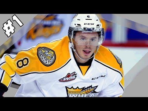 NHL 18 | Be a Pro | #1 | PS4
