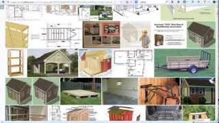 Top Toolbox , Tray And Utility Building Woodworking Plans, Patterns & Projects