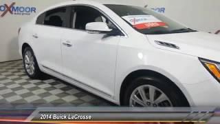 2014 Buick LaCrosse Louisville KY N7744A