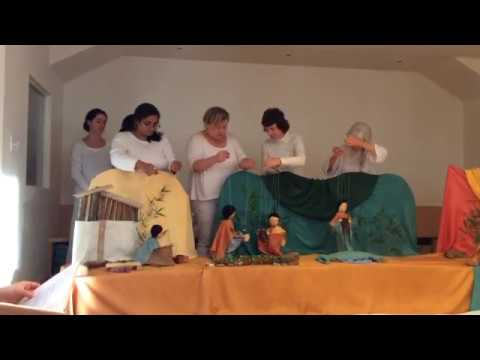 """""""The Empty Pot"""" by the Charlottesville Waldorf School Marionette Troupe"""