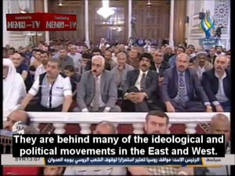 Kazanie w Damaszku