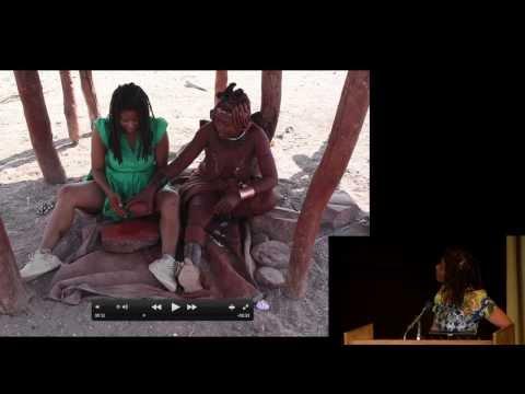 Simone Leigh presents at the 2013 Creative Capital Artist Retreat
