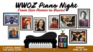 WWOZ Virtual Piano Night 2020