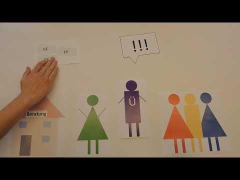 Erklärvideo Worte helfen Frauen