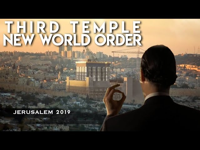 New World Order Prophecy 2019 || Third Temple Ritual Has Begun || Offering Altar