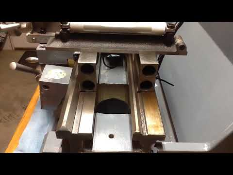 """Lathe alignment, removing """"twist"""" in the bed"""