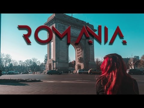 Букурещ- Румъния / Bucharest Romania - Travel Vlog 2017