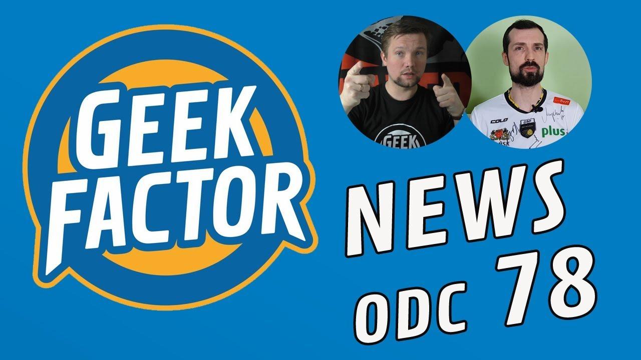 Geek Factor News 78 – Call Of Duty, Westworld i True Detective