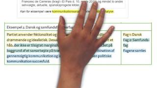Analyse i humaniora og samfundsfag