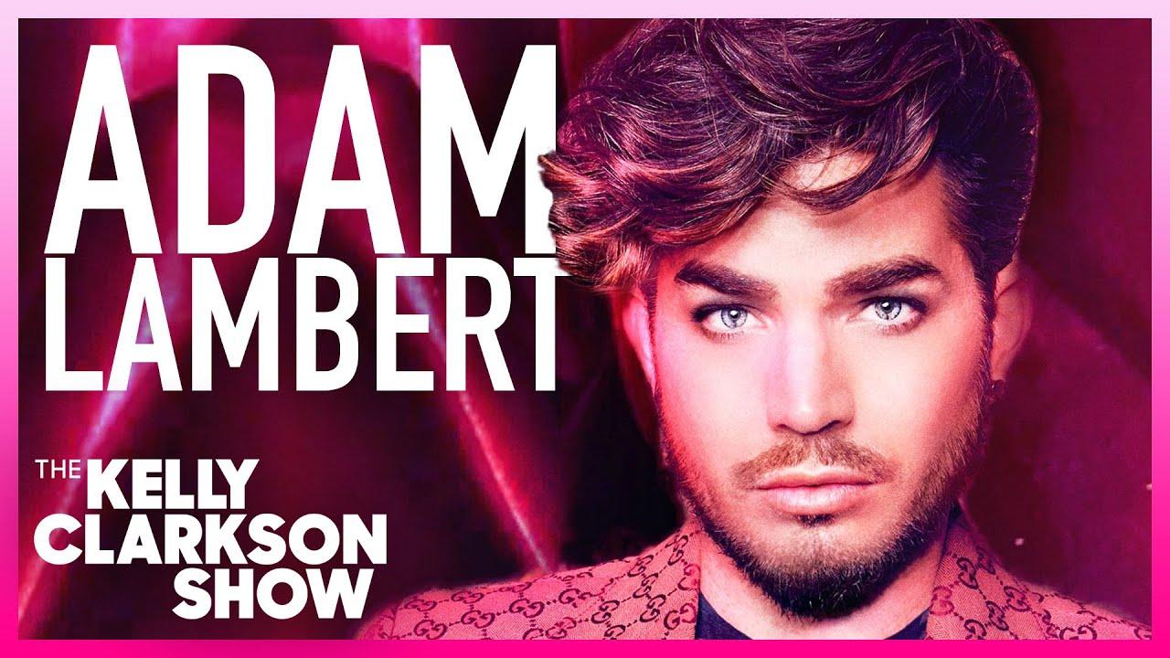 Adam Lambert Would 'Love' To Start A Makeup Line