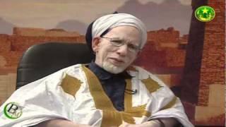 الأدب في الاسلام العلامة الشيخ حمدا ولد التاه