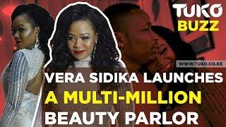 Kenya Trending News: Vera Sidika Launches Her Multi-Million Beauty Parlor | Tuko TV