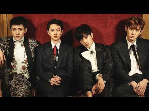 EXO - Gucci Editorials Magazine Issue April 2017_Images#1