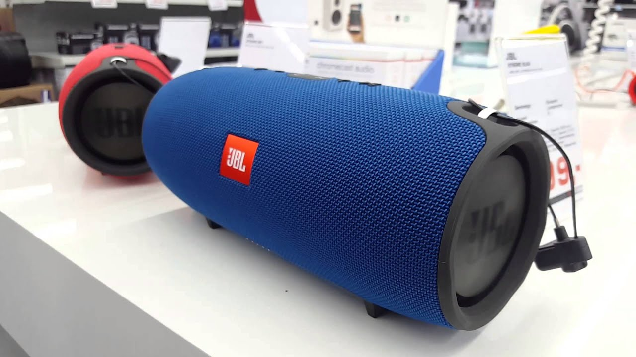 Jbl Xtreme Party Mode Sound Test Youtube Bri Blue