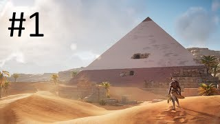 Assassin's Creed Origins - The Giza & Pyramids [Stream #1]