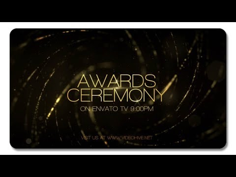 Awards Ceremony Pack 21530826 | After Effects Template
