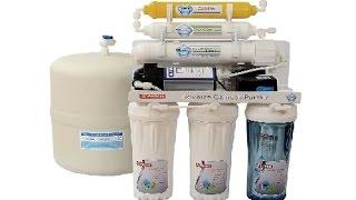 مراجعات 3 - فلتر تنقية المياة ذو السبع 7 مراحل - Seven 7 Stages Water Purification Filter