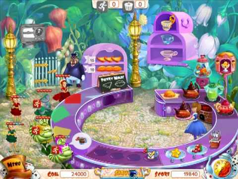 Alice's Tea Cup Madness Level 65