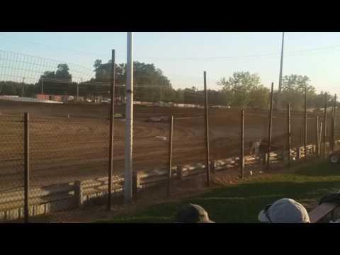 Late Model Heat 2  Charleston Speedway