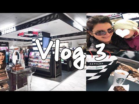 Sephora in Frankfurt | Shopping | Mini-Haul | viel Gelaber im Auto | VLOG 3