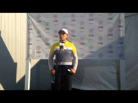 Amy Yang Readies To Compete With Stacy Lewis In Final Round Of U.S. Women's Open
