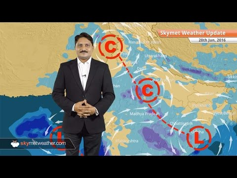 Weather Forecast for June 28: Low pressure area in Bay of Bengal to increase Monsoon rains