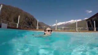 Плавание в горах